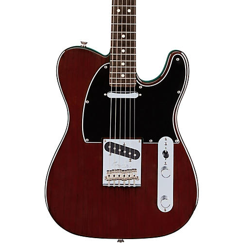Fender Limited Edition American Standard Rosewood Neck Ash Telecaster