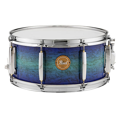 Pearl Limited-Edition Artisan II Lacquer Poplar/Maple Snare Drum