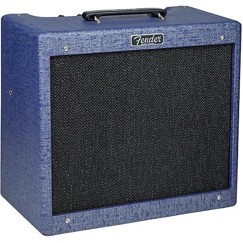 Fender Limited Edition Blues Jr. Amethyst 15W 1x12 Tube Guitar Combo Amplifier