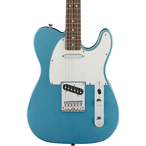 Squier Limited-Edition Bullet Telecaster Electric Guitar Lake Placid Blue