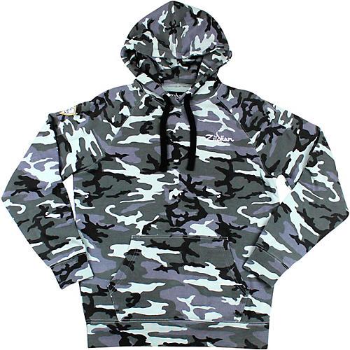 Zildjian Limited Edition Camo Hoodie Medium Camouflage