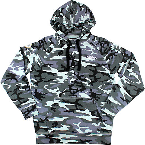 Zildjian Limited Edition Camo Hoodie Small Camouflage