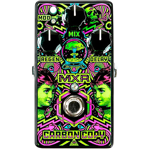 MXR Limited-Edition Carbon Copy ILOVEDUST Delay Effects Pedal