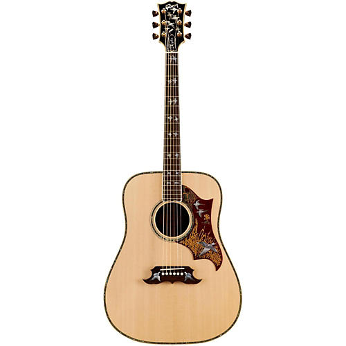 Gibson Limited Edition Doves in Flight Mystic Acoustic Guitar