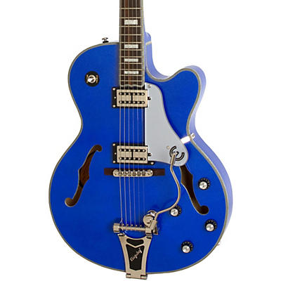 Epiphone Limited Edition Emperor Swingster Blue Royale Electric Guitar