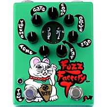 ZVex Limited-Edition Fuzz Factory 7 Hand-Painted Fuzz Effects Pedal