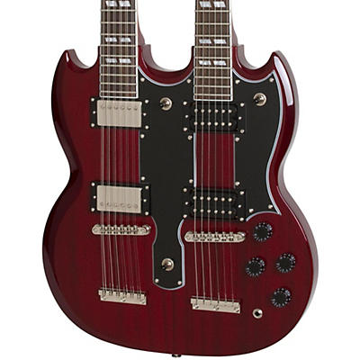Epiphone Limited Edition G-1275 Double Neck Electric Guitar