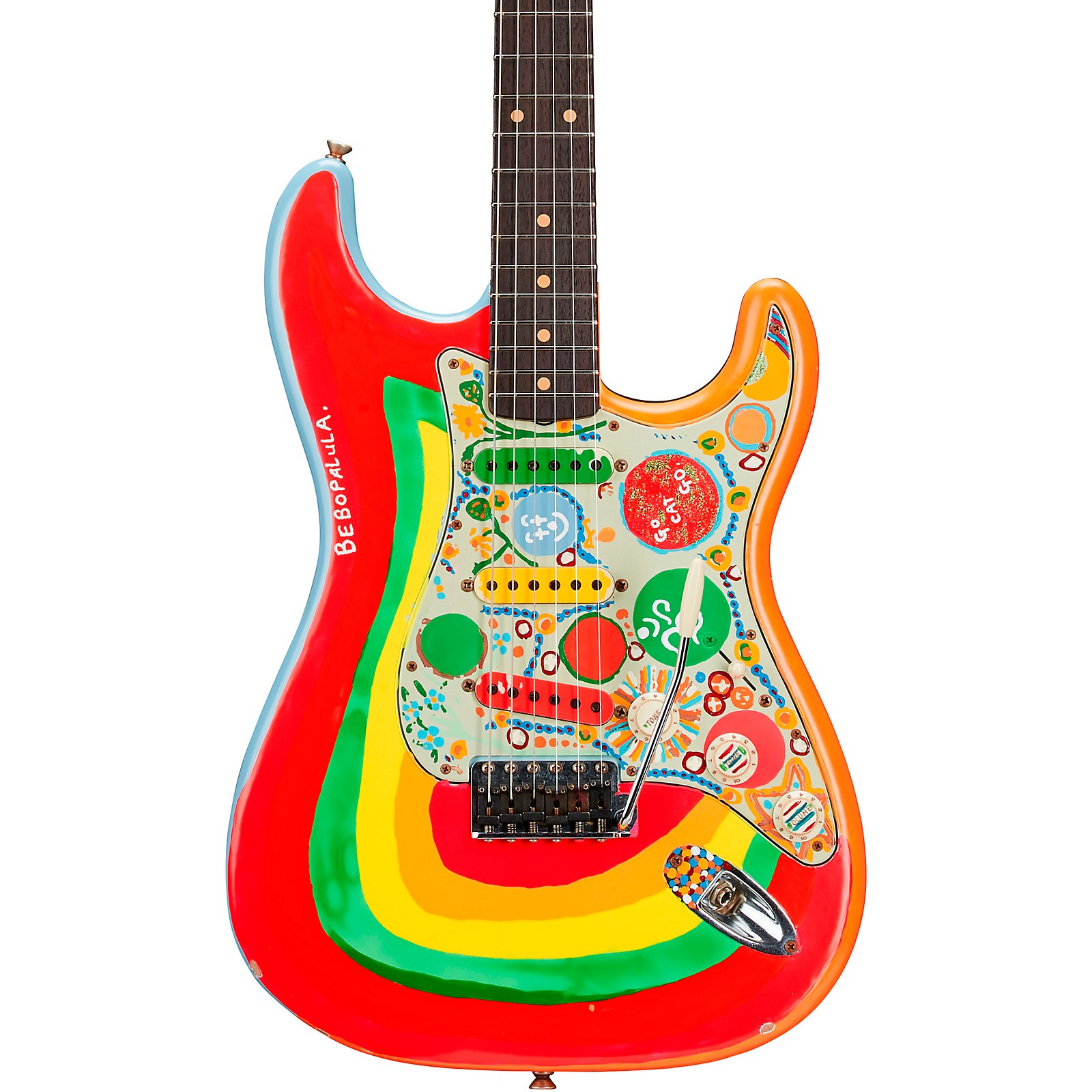 Fender Custom Shop Limited-Edition George Harrison Rocky Stratocaster Electric Guitar