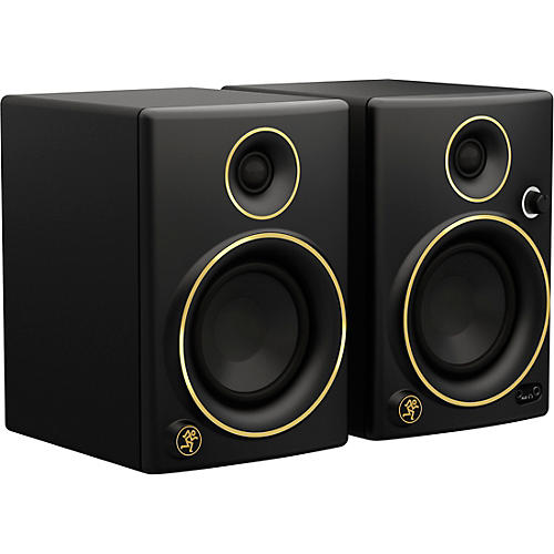 Mackie Limited Edition Gold CR4 4