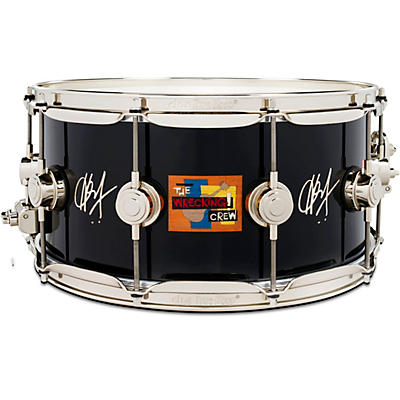 "DW Limited Edition Hal Blaine ""Wrecking Crew"" ICON Snare Drum"