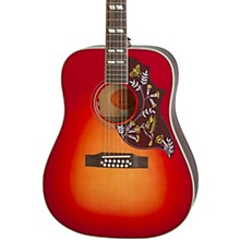 Gibson Limited Edition Hummingbird 12-String Acoustic-Electric Guitar