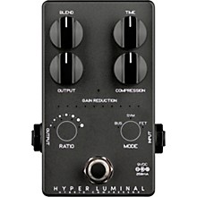 Darkglass Limited-Edition Hyper Luminal Compressor Bass Effects Pedal