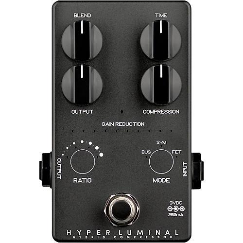 Darkglass Limited-Edition Hyper Luminal Compressor Bass Effects Pedal