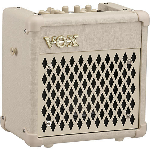 vox limited edition ivory mini5 rhythm modeling guitar combo amplifier musician 39 s friend. Black Bedroom Furniture Sets. Home Design Ideas