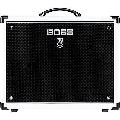 BOSS Limited Edition Katana KTN-50 MkII 50W 1x12 Guitar Combo Amplifier