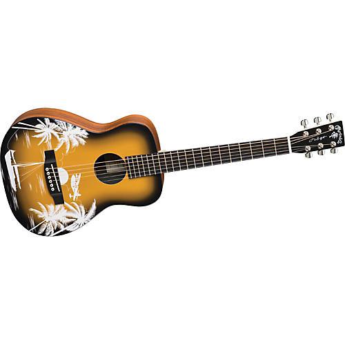 Martin Limited-Edition LX Jimmy Buffett Acoustic Guitar