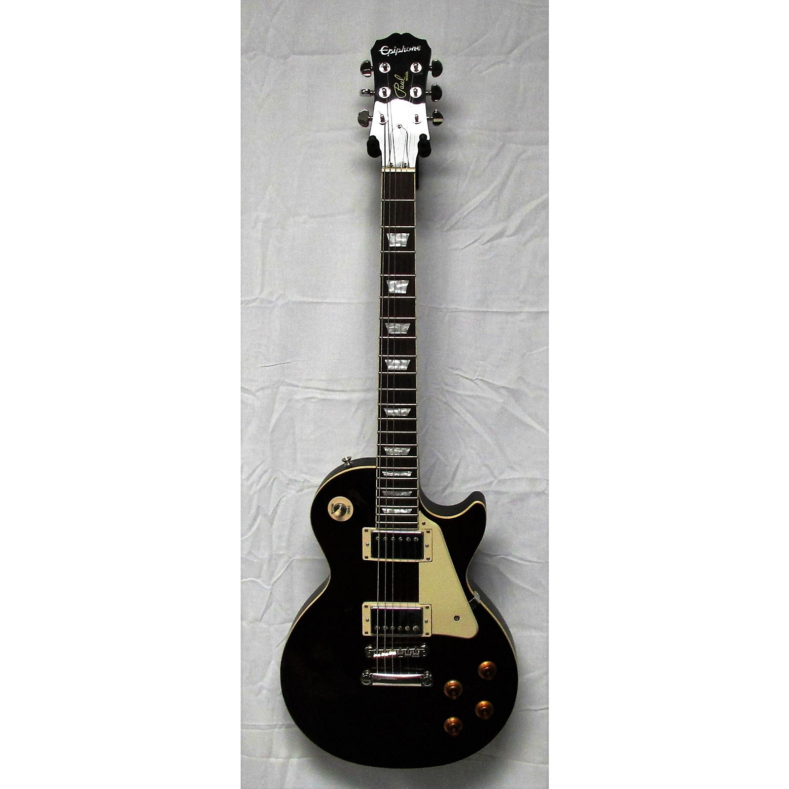 Epiphone Limited Edition Les Paul Standard PlusTop Pro Solid Body Electric Guitar