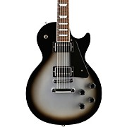 Limited Edition Les Paul Studio Deluxe Electric Guitar Silver Burst