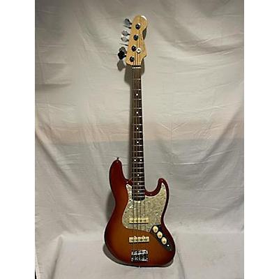 Fender Limited Edition Lightweight Ash American Professional Jazz Bass Electric Bass Guitar