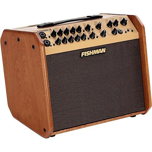 fishman limited edition mahogany loudbox artist 120w 1x8 acoustic guitar combo amplifier. Black Bedroom Furniture Sets. Home Design Ideas