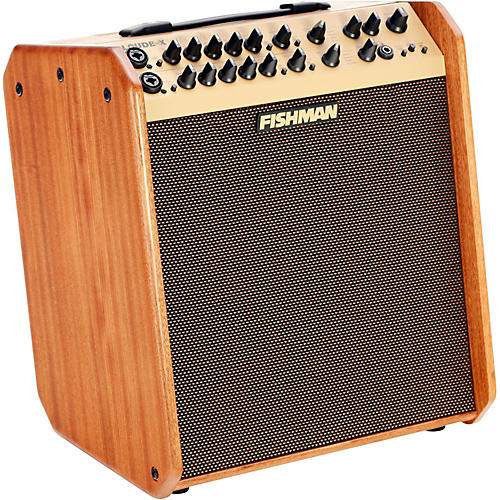 Fishman Limited Edition Mahogany Loudbox Performer 180W Acoustic Guitar Combo Amplifier