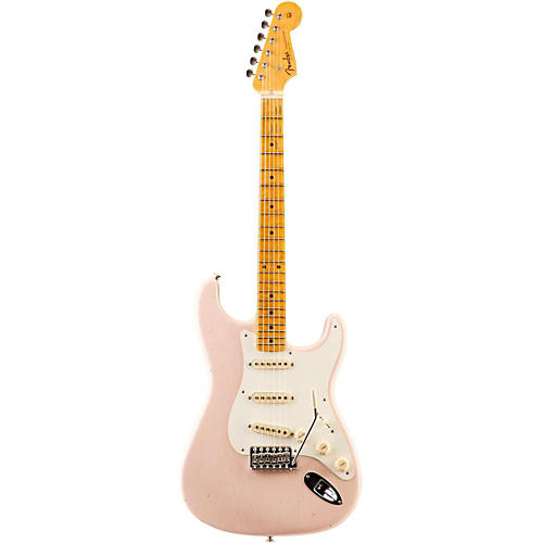 Fender Custom Shop Limited Edition NAMM Custom Built '50s Journeyman Relic Stratocaster Electric Guitar with Maple Fretboard