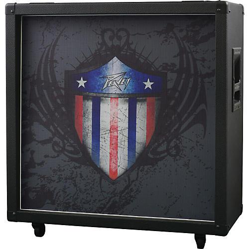 Peavey Limited Edition Patriotic 4x12 Guitar Speaker Cabinet