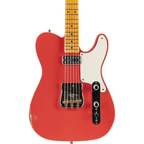 Fender Custom Shop Limited Edition Relic Tele Caballo Tono with Maple Fingerboard Electric Guitar