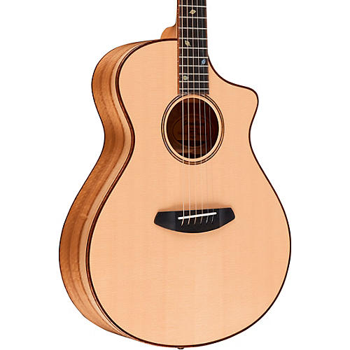 Breedlove Limited Edition Run Concert C Sitka-Exotic Myrtlewood Natural