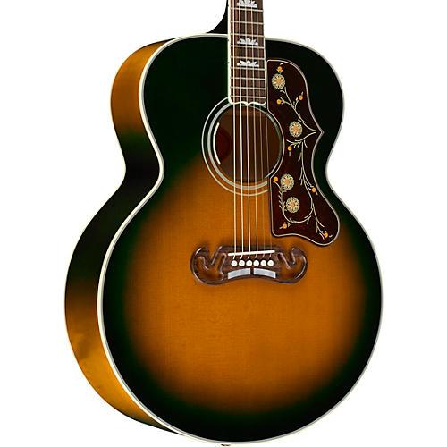 Gibson Limited Edition SJ-200 Iguana Burst - Acoustic-Electric Guitar