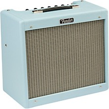 Fender Limited-Edition Sonic Blues Junior IV 15W 1x12 Tube Guitar Combo Amplifier