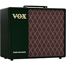 Open BoxVox Limited Edition Valvetronix VT40X BRG 40W 1x10 Guitar Modeling Combo Amp