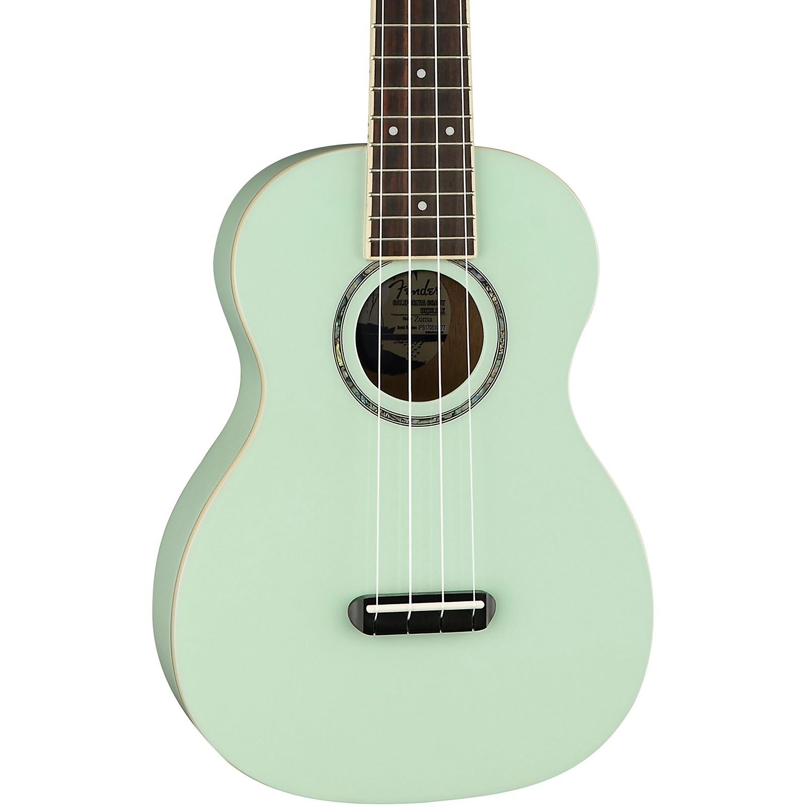 Fender Limited Edition Zuma Concert Ukulele