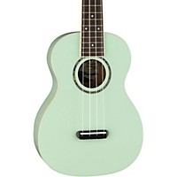Deals on Fender Limited Edition Zuma Concert Ukulele Surf Green