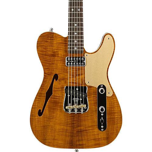 Fender Custom Shop Limited Edtion Artisan Telecaster Caballo Tono Ligero Koa