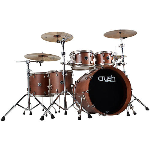 Crush Drums & Percussion Limited Reserve Birch 6-Piece Shell Pack