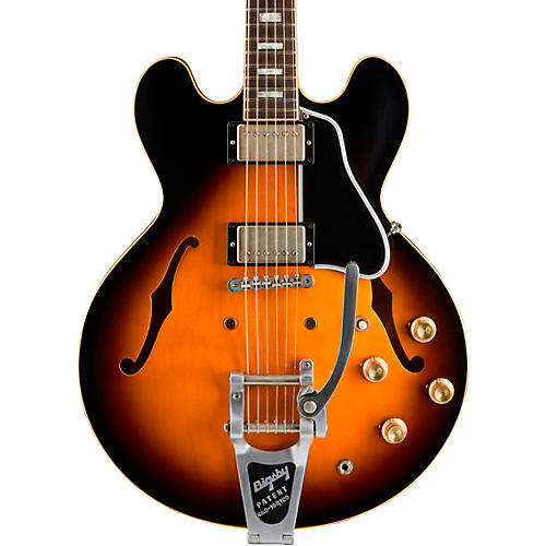 Gibson Limited Run ES-335 Anchor Stud Bigsby VOS Semi-Hollow Electric Guitar