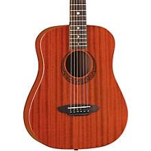 Open BoxLuna Guitars Limited Safari Muse Mahogany 3/4 Size Acoustic Guitar