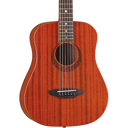 Luna Guitars Limited Safari Muse Mahogany 3/4 Size Acoustic Guitar Natural