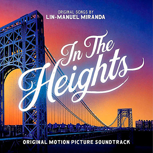 WEA Lin Manuel Miranda - In The Heights (Official Motion Picture Soundtrack) [2 LP]