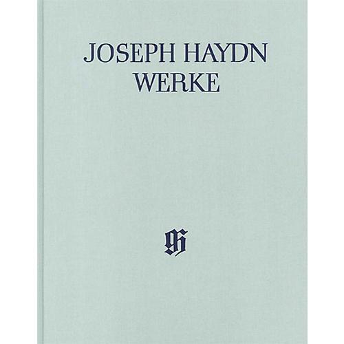 G. Henle Verlag L'incontro Improvviso - Dramma Giocoso per Musica - 1st Act, 1st Part Henle Edition Hardcover