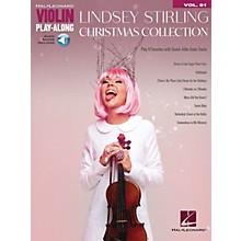 Hal Leonard Lindsey Stirling - Christmas Collection Violin Play-Along Volume 81 Book/Audio Online