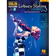 Hal Leonard Lindsey Stirling Favorites Violin Play-Along Volume 64 Book/Audio Online