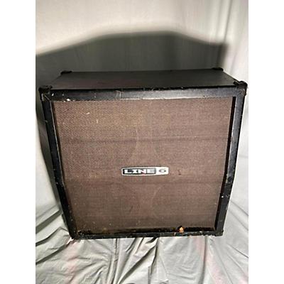 Line 6 Line 6 Spider Guitar Cabinet 4x12 Speaker Cab Guitar Cabinet