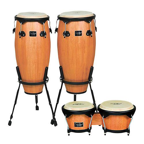 Schalloch Linea 100 Series 2-Piece Conga Set with Bongos