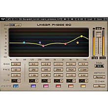 Waves Linear Phase EQ Plug-in