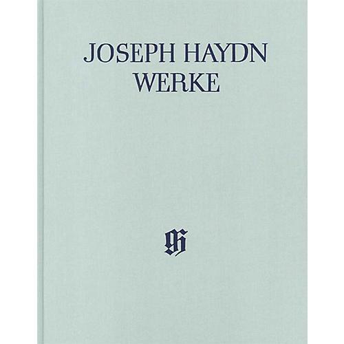 G. Henle Verlag L'infedeltÀ Delusa - Burletta per Musica Henle Edition Series Hardcover
