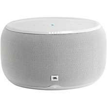 Link 300 Voice-Activated Home Speaker White