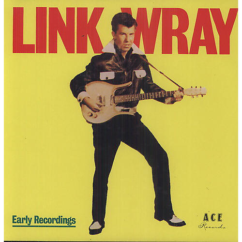 Alliance Link Wray - Early Recordings