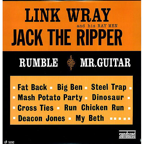 Alliance Link Wray - Jack the Ripper